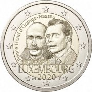 Luxembourg - Prince Orange - Nassau