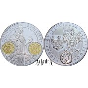 1000 Years of Polish Coin - United Kingdom