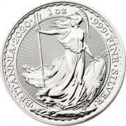Great Britain 2 pounds Britannia