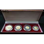 Chineese Panda - 2009 Proof Set