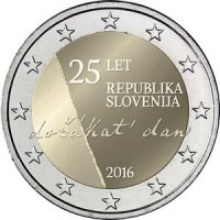 Slovenia - 25 Years of Independence