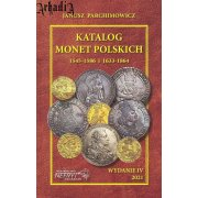 Parchimowicz 1545-1586 and 1633-1864 coin catalogue 2021