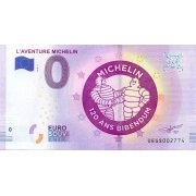 Collectors banknote 0 euro - Michelin