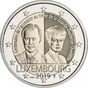 Luxembourg - the Great Duchess