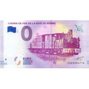 Collectors banknote 0 euro - The Somme Bay