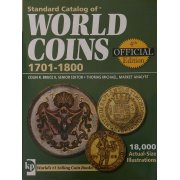 Coins of the World Krauze 18-th century