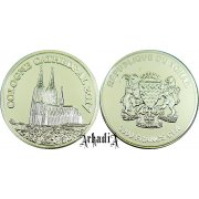 The Cathedral in Colony - 3000 francs 2017