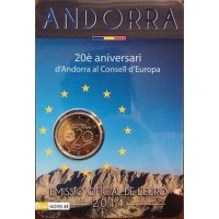 Andorra - 20 Years of Joining the European Union