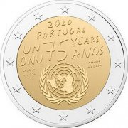 Portugal - 75 Years of United Nations