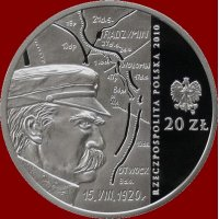 Subscription of polish silver coins