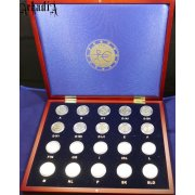 """10 Years of European Union"" euro mint set"