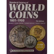 Coins of the World Krauze 19-th century