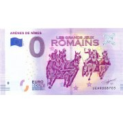 Collectors banknote 0 euro - Chariot Racing