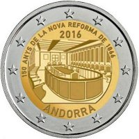 Andorra - 150 Years of Decree of the New Reform of 1866