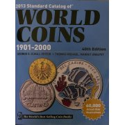 Coins of the World Krauze 20-th century