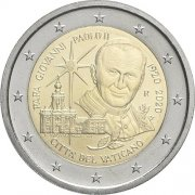 Vatican City - 100-th Anniversary of John Paul II Birth