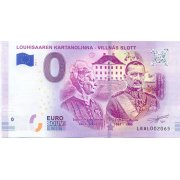Collectors banknote 0 euro - Mannerheim Family