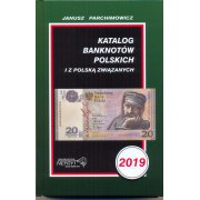 Banknotes catalogue Parchimowicz 2019