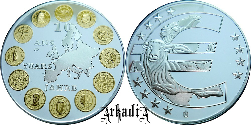 10 lat euro - Estonia
