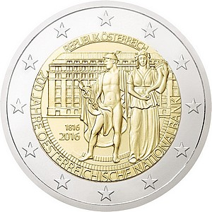 Austria - 200 Years of The National Bank