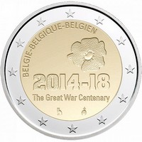 Belgium - The Great War Centenary