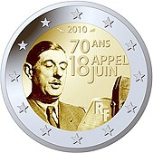 France - 70th anniversary of the Appeal of June 18