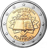 50th anniversary of the Treaty of Rome - Portugal
